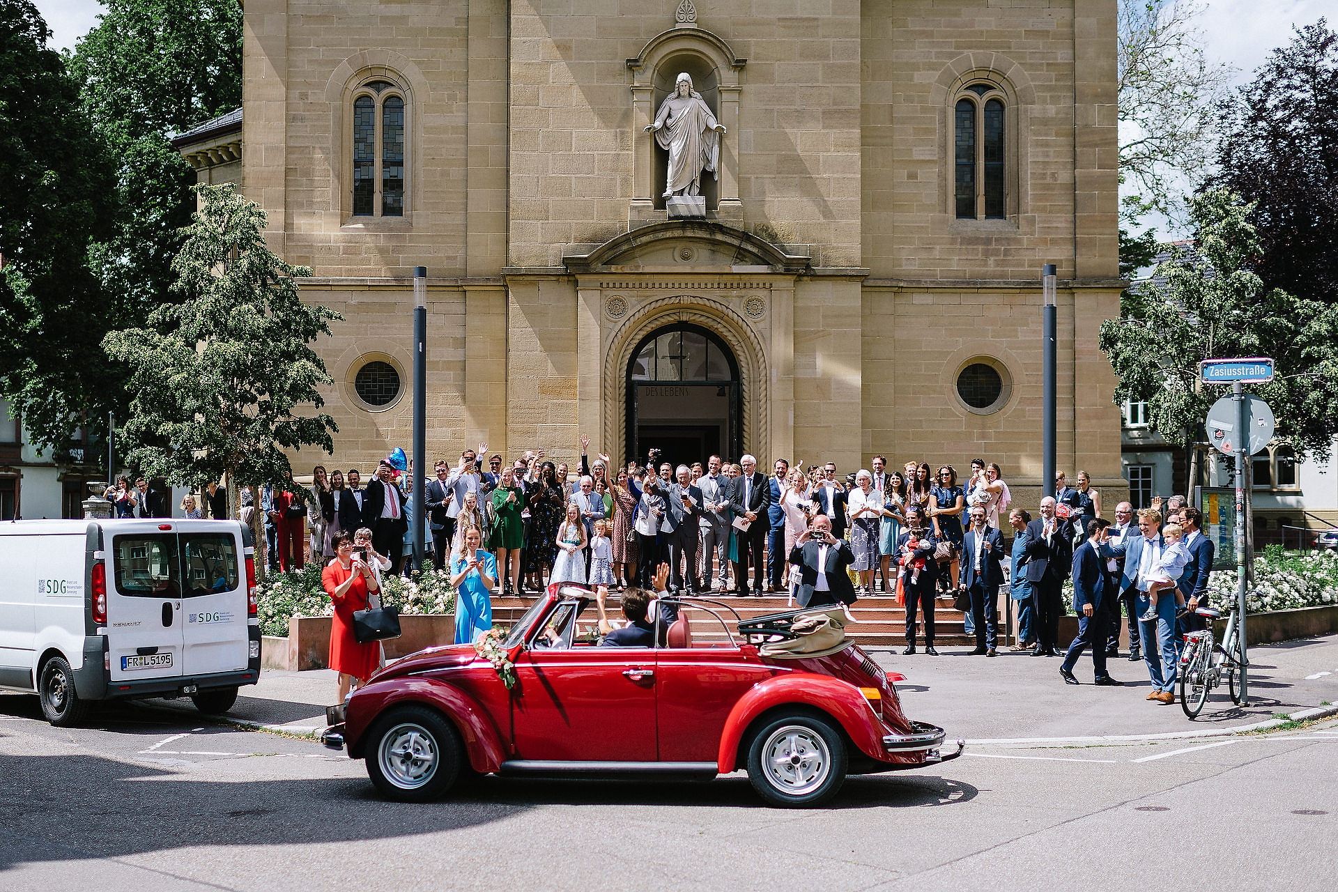 Fotograf Konstanz - Hochzeitsreportage Freiburg Hofgut Lilienhof Hochzeit Fotograf Konstanz 27 - Hochzeit in Freiburg und Hofgut Lilienhof  - 128 -