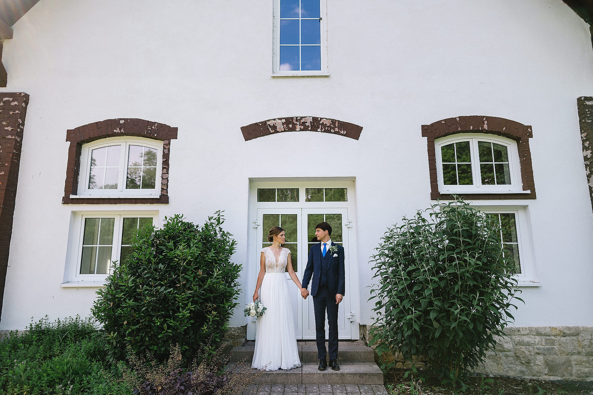 Fotograf Konstanz - Hochzeitsreportage Freiburg Hofgut Lilienhof Hochzeit Fotograf Konstanz 55 - Wedding in Freiburg and Hofgut Lilienhof  - 150 -