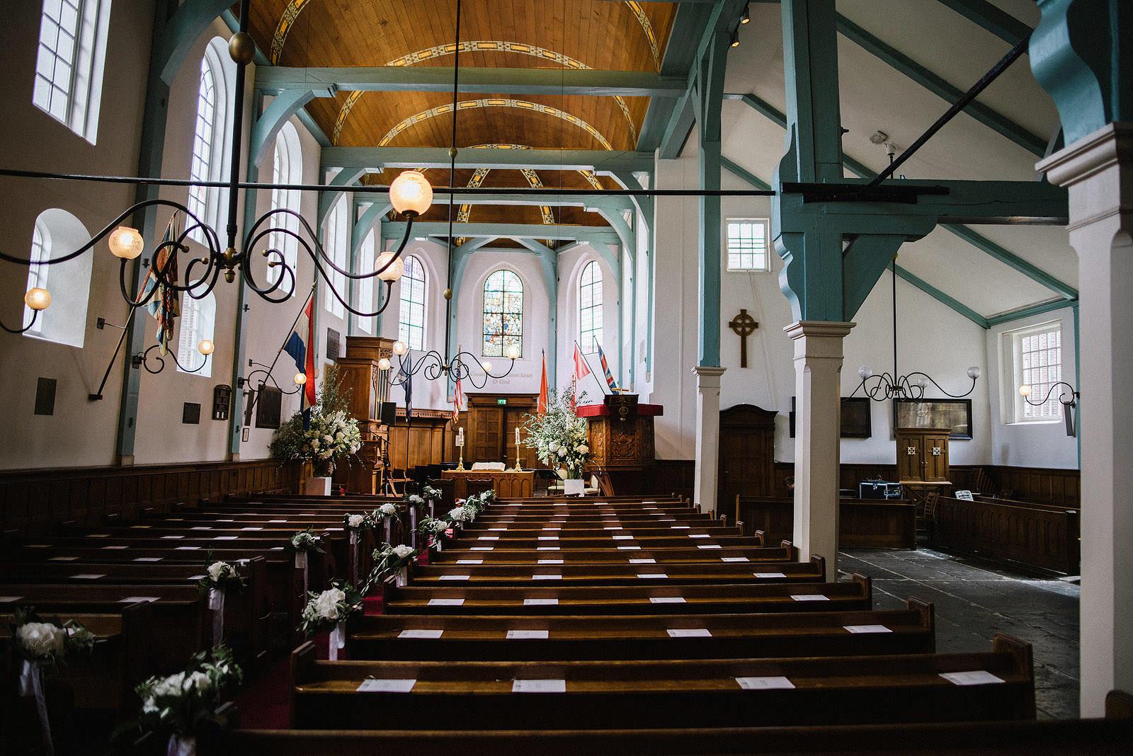 English Reformed Church Begijnenhof Amsterdam