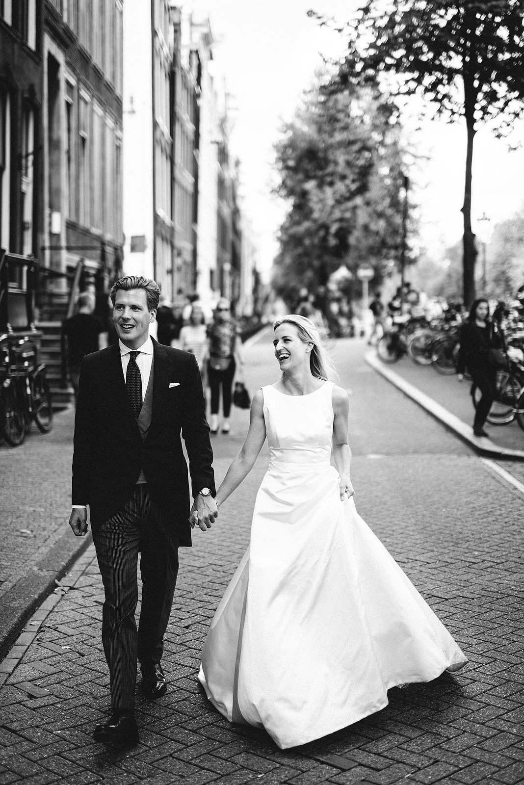 Wedding Portrait Amsterdam